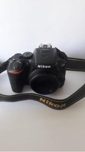 Camera Nikon D5600 Corpo-  Para Retirada De Peças