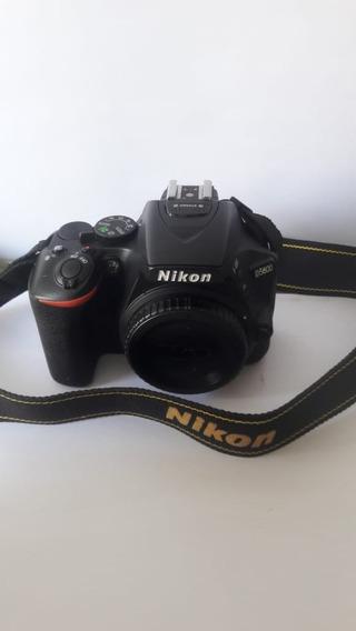 Camera Nikon D5600- Para Retirada De Peças
