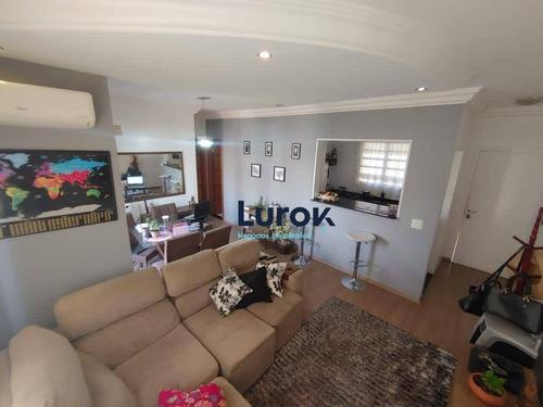 Imagem 1 de 15 de Apartamento À Venda, 63 M² - Jardim Bom Retiro - Valinhos/sp - Ap1868