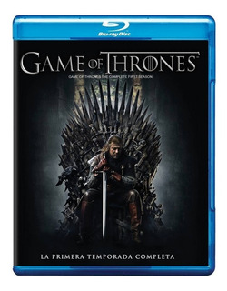 Game Of Thrones. Temporada 1, Blu Ray (100% Original) Nuevo