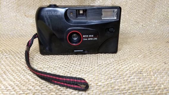 Câmera Fotográfica Mirage Aw860 Filme 35mm Foto Fotografia
