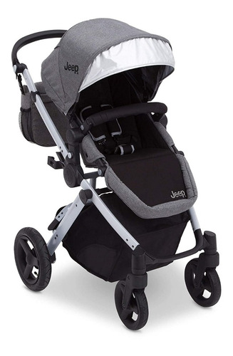 J Is For Jeep Sport Utility Grey Coche Paseador Bebe