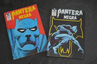 Pantera Negra Mini-série 2 Edições Hq