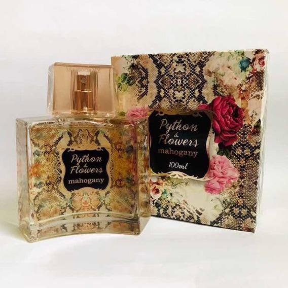 Perfume Python & Flowers Mahogany