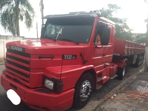Scania 112 Mecanica 113
