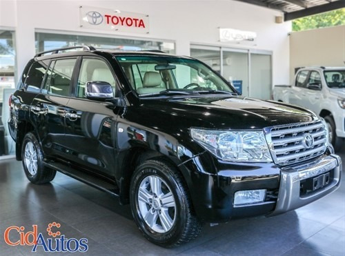 Toyota  Land Cruiser Vx Turbo Diésel