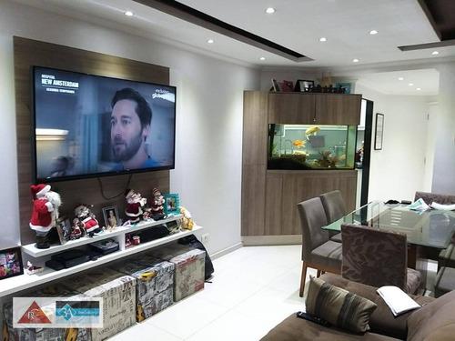 Imagem 1 de 24 de Apartamento Com 3 Dormitórios- Mooca - São Paulo/sp - Ap6546