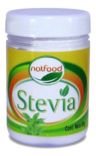 Stevia Natfood 80 Grs. Agronewen