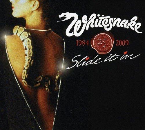 Cd : Whitesnake - Slide It In: 25th Anniversary Expanded...