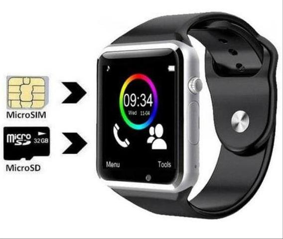 Relogio Celular Inteligente Smart Watch Bluetooth Cronometro