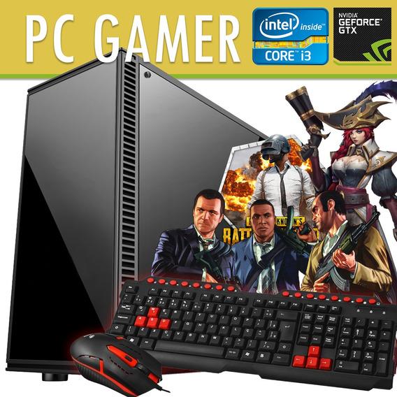 Pc Gamer Intel Core I3 8gb 1tb Gtx 1050 2gb Video Gtav