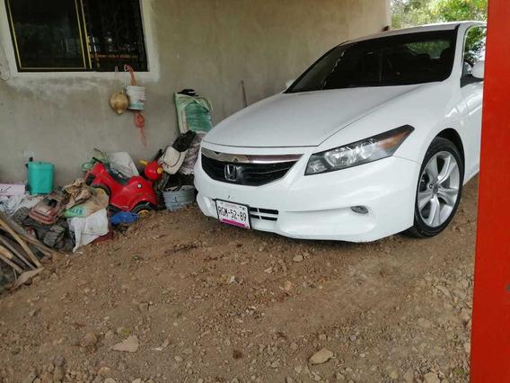 Honda Accord 3.5 Ex Coupe V6 Piel Abs Qc Cd At 2011