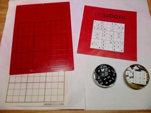 Sudoku Magnético, Ideal Para Viajes