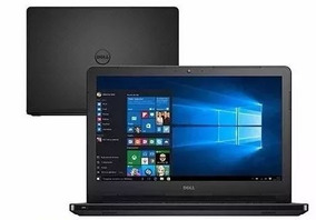 Notebook Dell Core I3-2.0ghz-4gb Ram-hd 1tb-14 -w10 Pro
