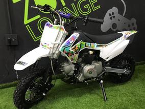 Motos Para Niños A Gasolina 4 Tiempos Pit Bike Motocross Plr