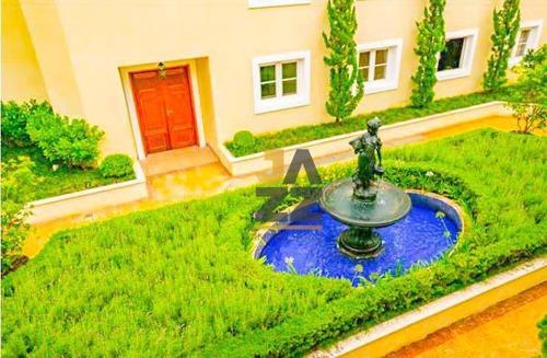 Belíssima Casa Assobradada No Jardim Petrópolis, Brooklin, Casa Em Condomínio De Alto Luxo Com 400 M² - Ca13304