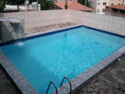Casa Residencial Em Salvador - Ba, Pernambués - Ca00013
