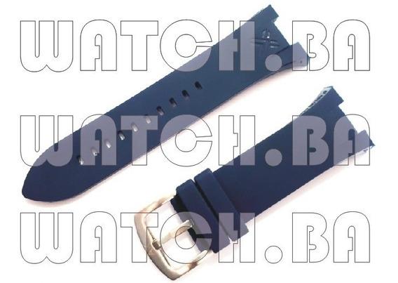 Pulseira Armani Exchange Ax1185 Uax1041 - Azul - Nova!