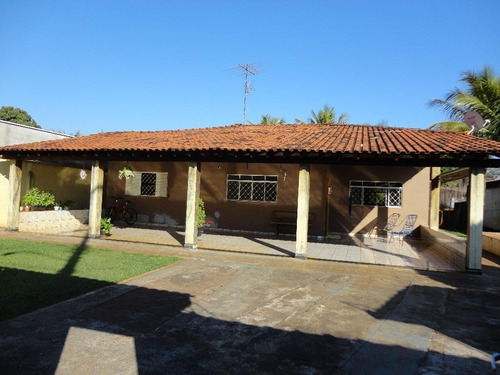 Chácara  Residencial À Venda, Condomínio Portal Dos Ipês, Ribeirão Preto. - Ch0001