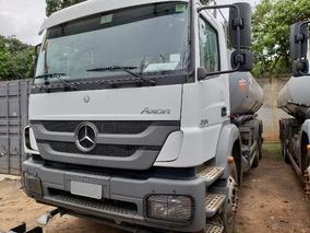 Mercedes-benz Axor 3131 Tanque Pipa Gascom Prosolo