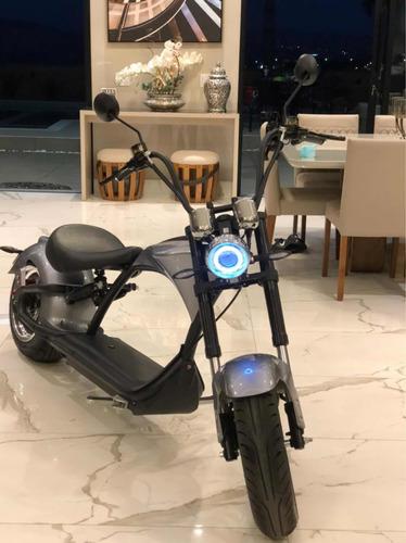 Imagem 1 de 10 de Moto Elétrica