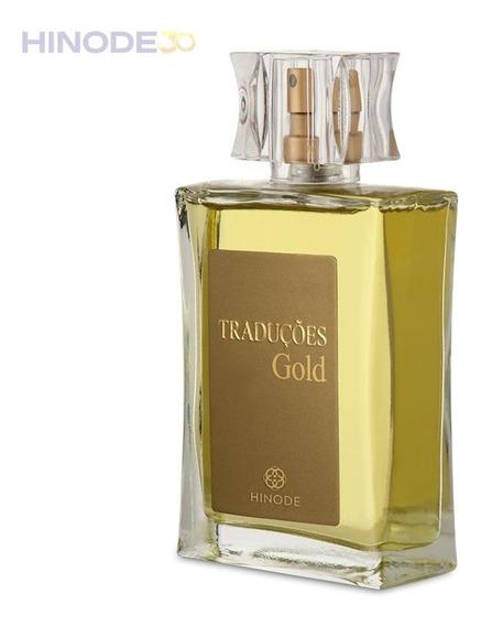 Perfume Masculino Traduções Gold - Escolha A Sua Fragrância