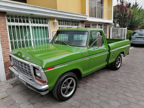 Ford Pick-up Custom F100