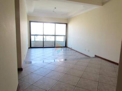 Apartamento 03 Dormitórios Para Alugar, No Canto Do Forte Em Praia Grande - Ap10893