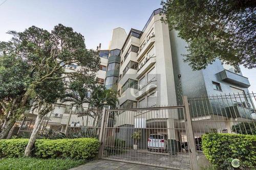 Cobertura Com 3 Dormitórios À Venda, 235 M² Por R$ 850.000,00 - Cristal - Porto Alegre/rs - Co0009