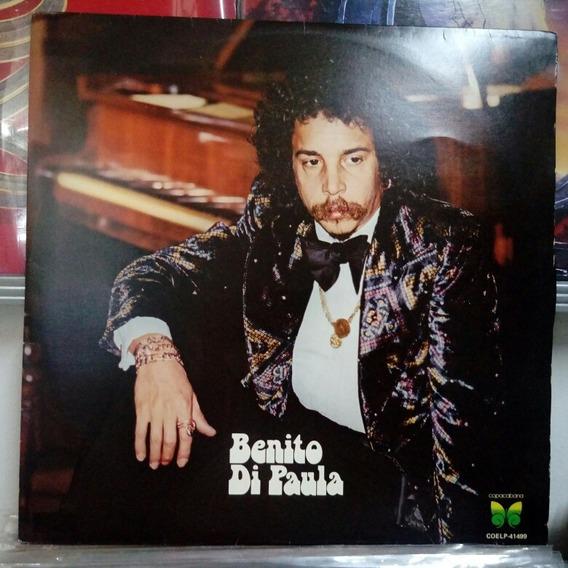 Lp Benito Di Paula- 1976 ( Excelente)