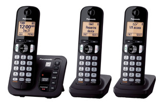 Telefono Inalambrico Panasonic Kx-tgc253c Contestadora
