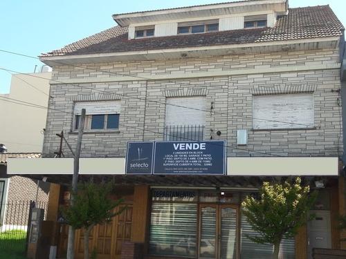2 Deptos De 3 Y 4 Ambientes + Local De 100m². Garage. Zona Centro Comercial Punta Mogotes
