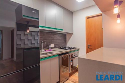 Imagem 1 de 15 de Apartamento - Consolação  - Sp - 598582