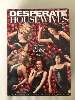 Desperate Housewives Temporada 2