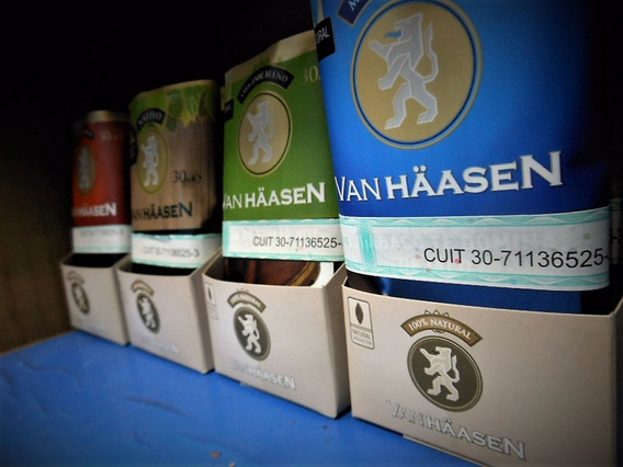 Tabaco Para Armar // Van Haasen // X 20//envio Gratis