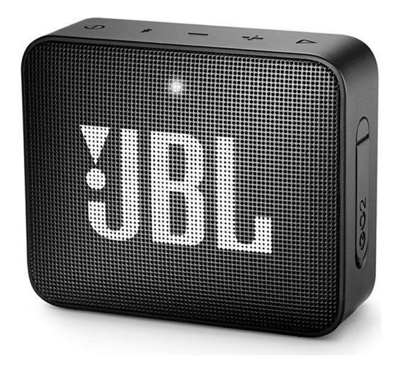 Caixa Som Portatil Jbl Go 2 - Frete Gratis Pronta Entrega