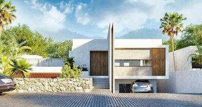 Ev1342.- Casa Nueva En Fracc. Lomas De Valle Escondido