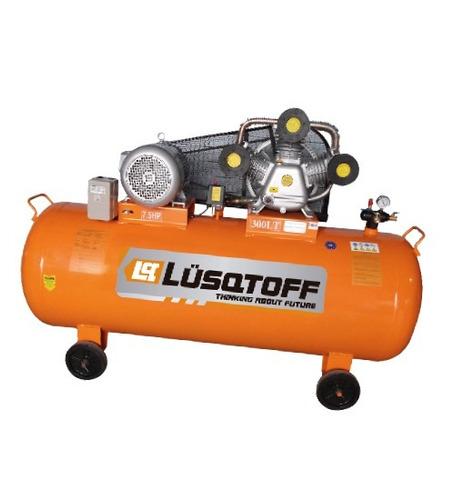 Compresor De Aire 10hp 500lts A Correa Lc-105002 Lusqtoff