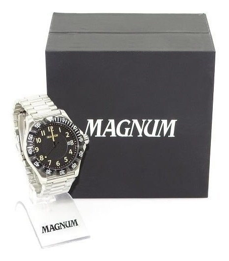 Relogio Masculino Magnum Ma34110c Original Esportivo