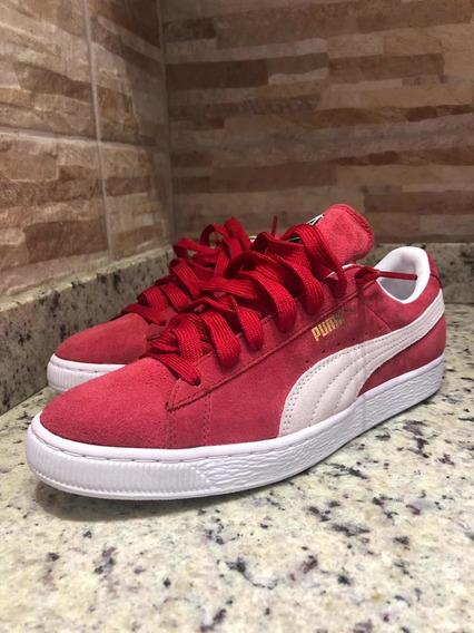 Puma Suede Classic Red