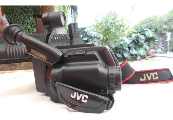 Filmadora Jvc Compac Uhs Videomovie Gr Ax358 Madein Japan