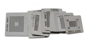 Stencil Memória Ddr Xbox Ps3 Ps4 Bga Reballing Calor Direto