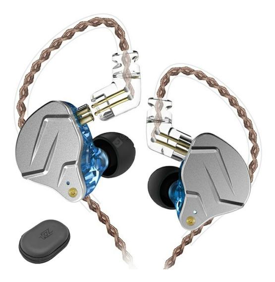 Kz Zsn Pro Sem Microfone + Case Pronta Entrega