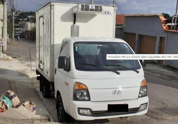 Hyundai Hr Refrigerada 2015