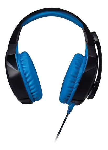 Headset Multilaser Warrior Ph244 Straton Gamer Usb Led