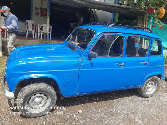 Renault R4 1300