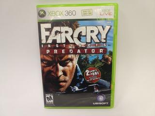 Far Cry Predator Xbox 360