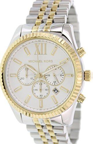 Michael Plateado Reloj Kors Mk8344 Michael Mk8344 Plateado Kors Reloj Reloj WYH9DIeE2