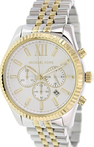 Michael Michael Plateado Kors Reloj Reloj Mk8344 Kors TF3uK1lcJ