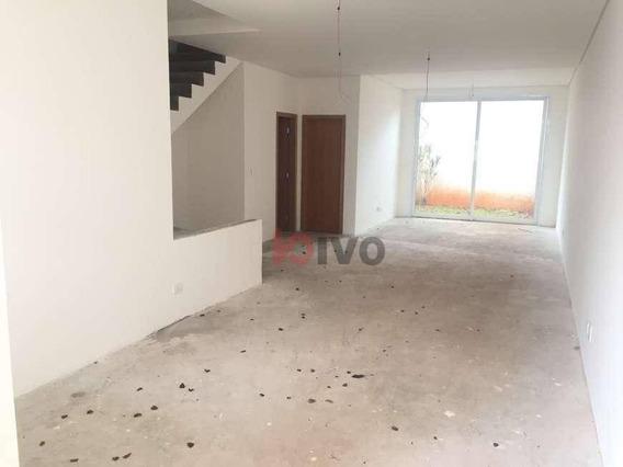 Sobrado Com 4 Dormitórios À Venda, 247 M² Por R$ 1.750.000 - Jardim Prudência - São Paulo/sp - So0386